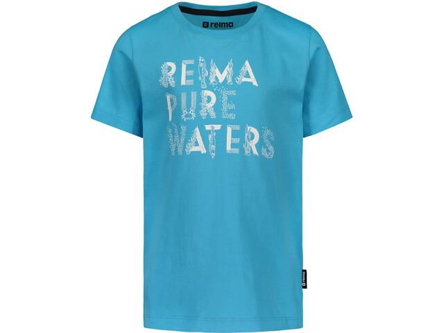 Reima Kevyt T-Shirt Kids aquatic